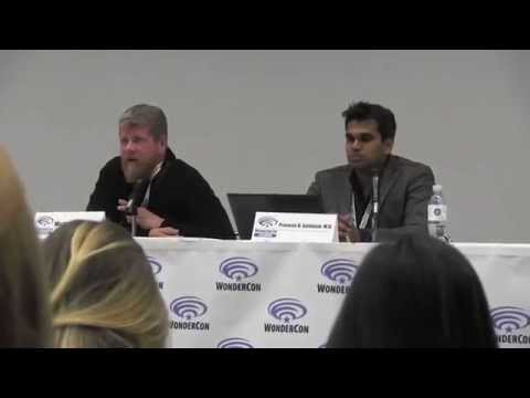 The Walking Dead's Michael Cudlitz (Abraham Ford) Q&A, Panel @ Wondercon 2015