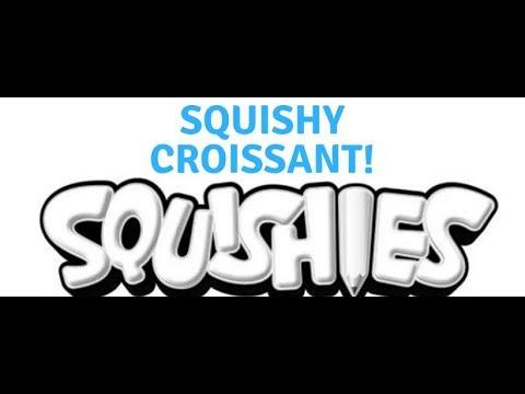 SLOW RISING CROISSANT SQUISHY SHOWCASE!!! 🍤
