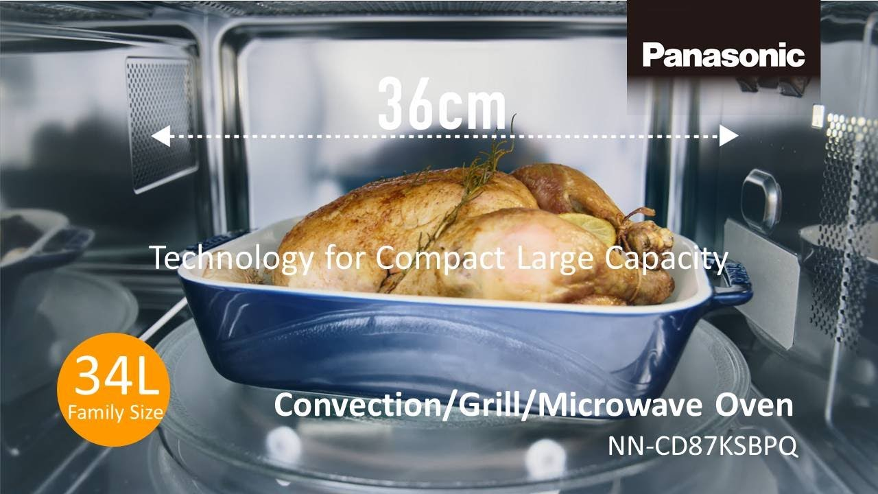 Panasonic Convection Grill Microwave
