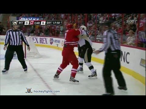 Joe Vitale vs Brett Sutter Oct 28, 2013