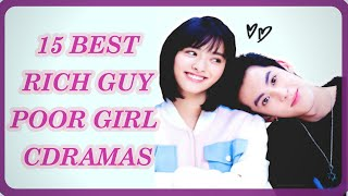 Rich girl chinese drama guy ❣️ dating best 2018 2021 poor Mountains and