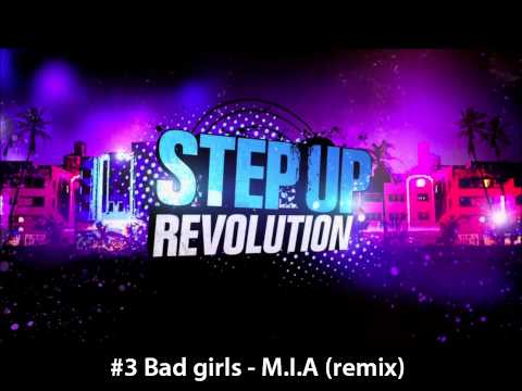 ♥Top 3 best songs in Step up revolution♥