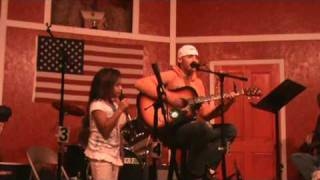 ol red blake shelton cover by chris kaitlin taylor