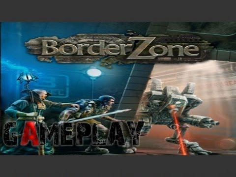 BorderZone Gameplay (PC/HD)