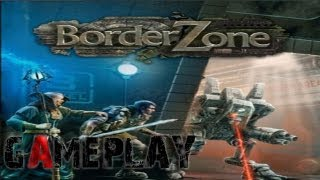 BorderZone Gameplay (PC/HD)
