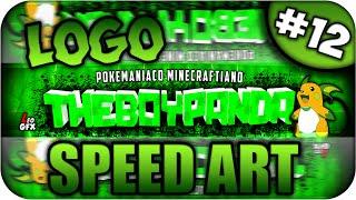 SPEED ART   BANNER THEBOYPANDA   #12   *56Minutos*