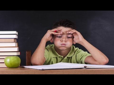 How To Help Your Child Manage Stress