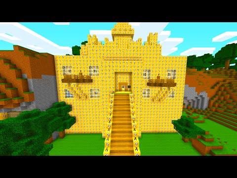 Minecraft Mods - LUCKY BLOCK CASTLE PVP! - w/ Preston, BajanCanadian, Choco & Nooch