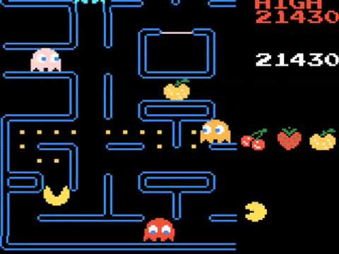Pac-Man Challenge (Game Boy Color)