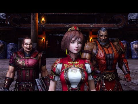 Dynasty Warriors 8 - All Wu Kingdom Event Cutscenes (English)