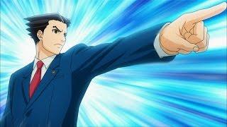 アニメ「逆転裁判~その『真実』、異議あり!~」PR動画 #Ace Attorney #Japanese Anime
