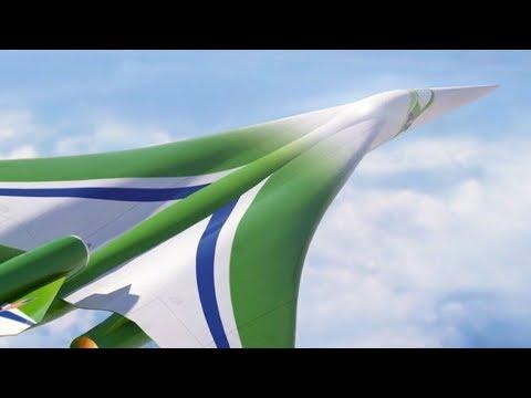 Fast Future: NASA Re-exploring Supersonic Transport Planes