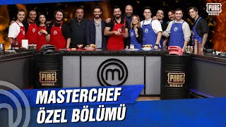 MASTERCHEF - PUBG MOBILE Özel Bölümü! l @MasterChef Türkiye 