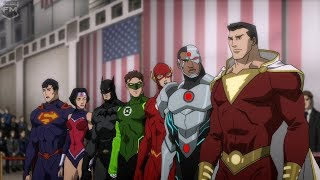 Ending | Justice League: War