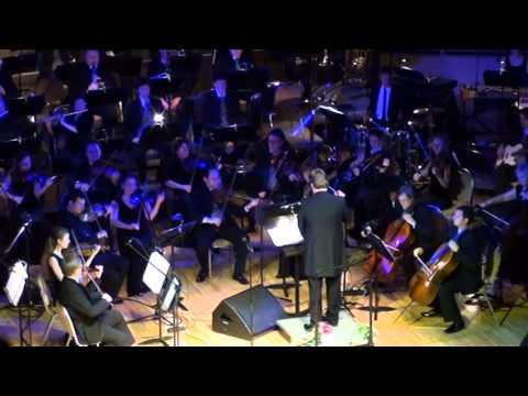 Симфонический оркестр исполняет Морриконе