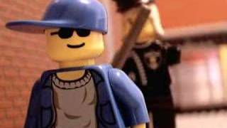 Circle Circle Dot Dot - Jamie Kennedy and Stu Stone - Lego Animation