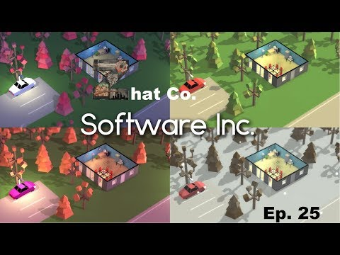 Software Inc. | Zhat Co. | Ep. 25: Press builds