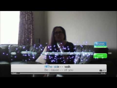 SingStar PS3 -  Because of you