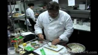 David Burke's Calorie-cutting Crab Cakes