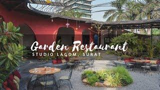 Garden Restaurant Design | Studio Lagom