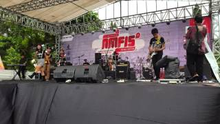 Download Video Gold key at Amfis festival band 2016 MP3 3GP MP4