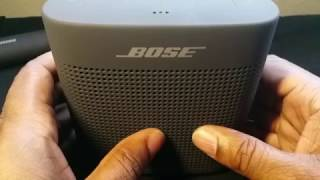 Bose Soundlink Color 2 My Full Review