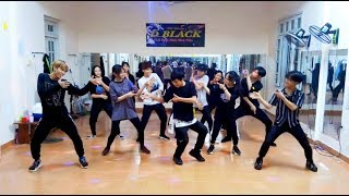 BTS (방탄소년단) '작은 것들을 위한 시 (Boy With Luv) feat. Halsey' Dance cover by D BLACK Hue 0359.049927