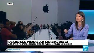 Le scandale fiscal «LuxLeaks» s'invite à l'Ecofin - LUXEMBOURG