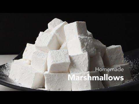Homemade Marshmallows Recipe | Yummy Ph