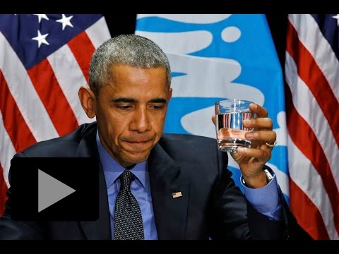Socialist presidential candidate Jerry White: Obama says Flint crisis is no big deal