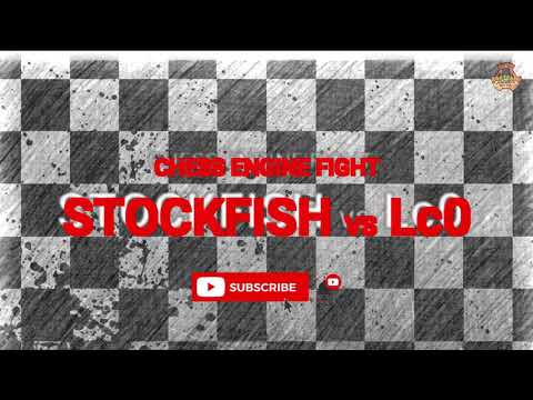 Chess Engine Fight StockFish+NNUE vs Lc0
