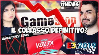 GAMESTOP AL COLLASSO, Watch Dogs Legion, FIFA 20 VOLTA, JEDI FALLEN ORDER e  altro #NEWS