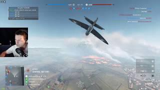 BFV - Panzerstorm | Spitfire MK VB | Reactions | Patch