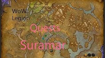 iZocke WoW: Legion Quests in Suramar #054 - Freunde da draußen