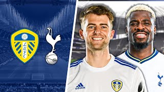 Leeds Vs Tottenham [PRE-MATCH FAN SHOW] + Press Conference