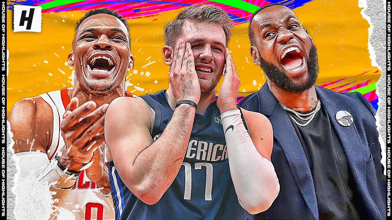 NBA BEST Bloopers & FUNNY Moments of the 2019-20 Regular Season!