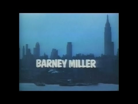 Barney Miller Opening Credits and Theme Song
