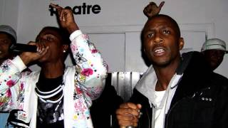 President T - Spaceship Freestyle | Link Up TV Trax