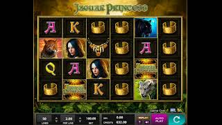 Jaguar Princess Slot Machine - TOP High Roller Online Casino Slots