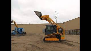 For Sale 2013 Mustang 2100RT Tracked Skid Steer Loader Aux Hyd bidadoo.com