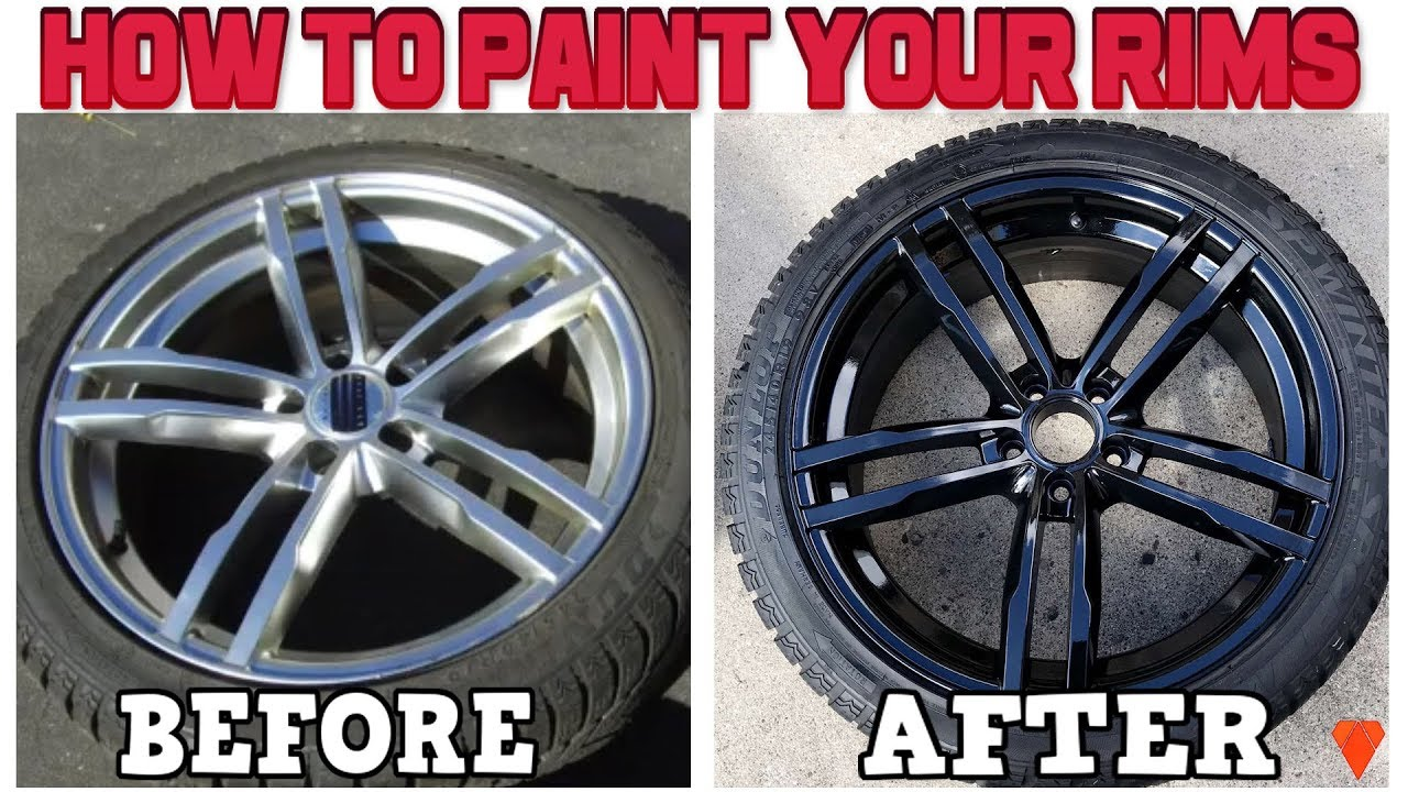 How Much Do Rims Cost >> How To Restore And Paint Rims For Cheap