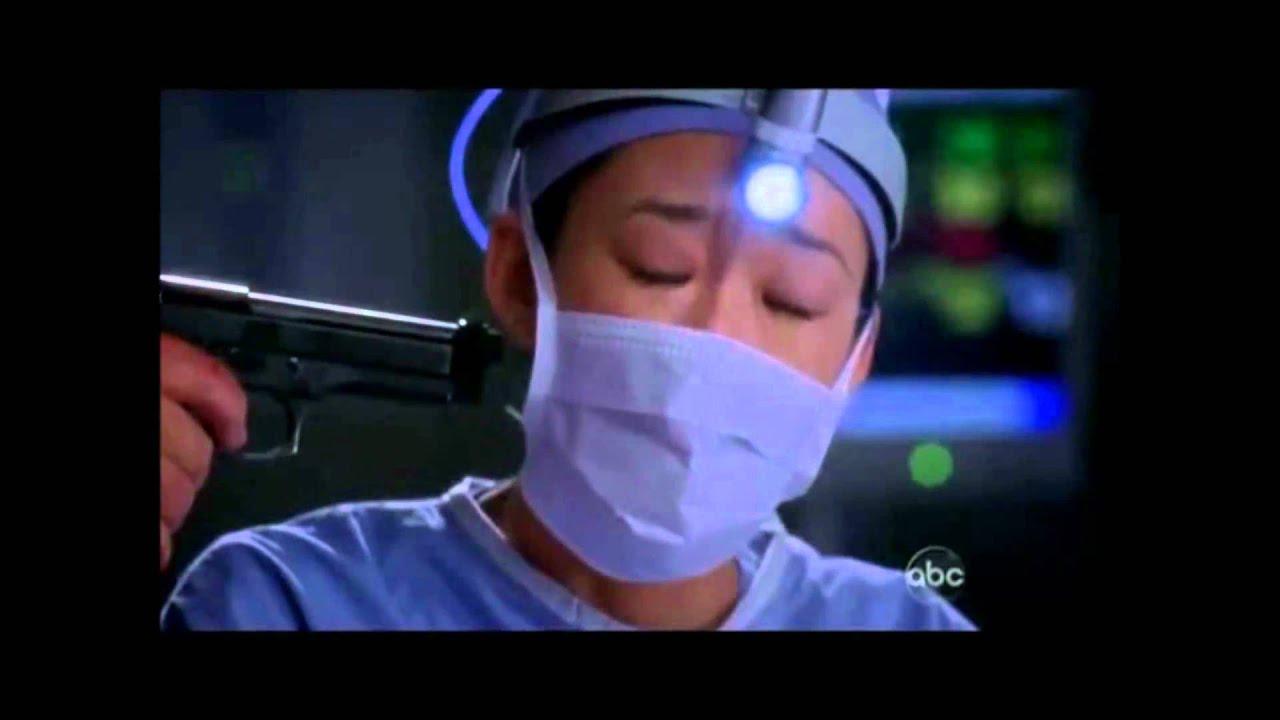 Grey\'s Anatomy Shooting - YouTube
