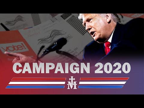 Catholic — Campaign 2020 —  Election Theft by Mail