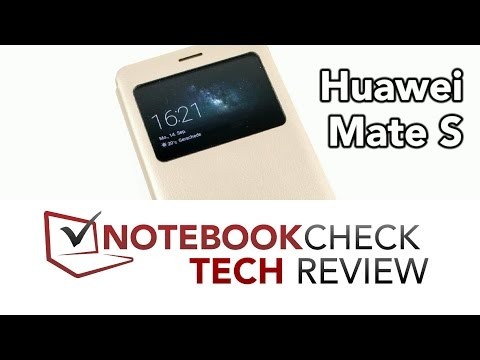 Huawei Mate S Review. Detailed + Lab Test Results.