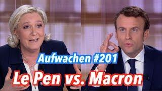 Aufwachen #201: Debatte in Frankreich, Eklatminister, Robert Habeck & Kriegsjournalismus