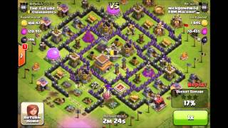 Clash of Clans :: Road to Th9, Ep. 4 - Crazy Master's League gameplay!