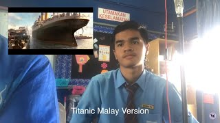 Ku Faiz - Titanic Malay Version (My Heart Will Go On) Celine Dion Cover Versi Bahasa Melayu Malaysia