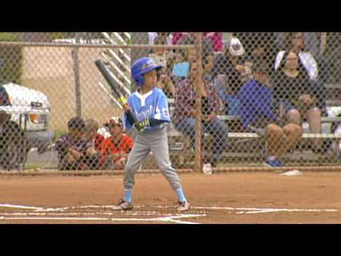 Santa Monica Little League AAA Championships 2016