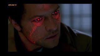 Кастиэль лечит душу Сэма от воспоминаний из ада | Сверхъестественное |