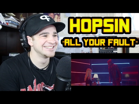 Hopsin - All Your Fault REACTION!!!